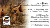 Northeast Iowa Habitat Specialist